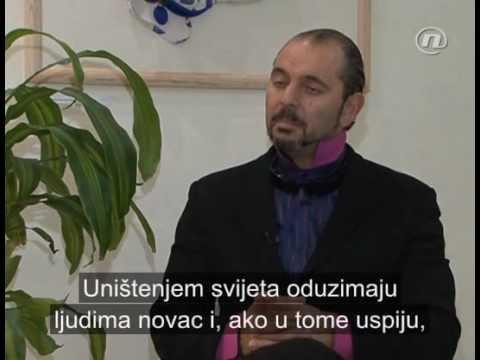 In-Magazin - NOVA TV - Istinita prica o druzbi Bilderberg - Daniel Estulin Interview