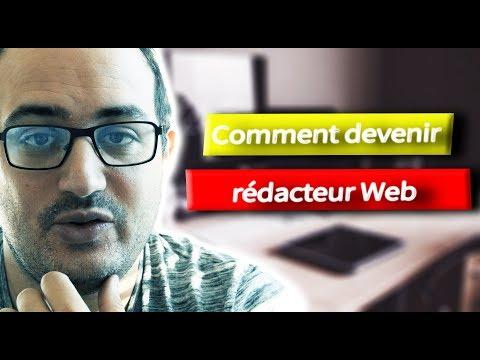 Comment devenir rédacteur Web - Formation rédaction web