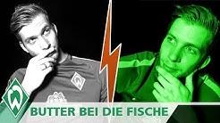 BUTTER BEI DIE FISCHE: Felix Wiedwald | SV Werder Bremen