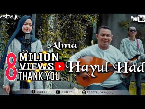 HAYYUL HADI Cover By ALMA