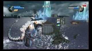 Godzilla: Unleashed - Godzilla 90s VS. SpaceGodzilla (CLASSIC REMATCH)