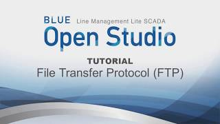Video: BLUE Open Studio Tutorial #32: File Transfer Protocol (FTP)
