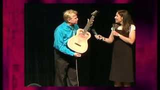 Talking Guitar Donated To Vent Haven Ventriloquist Museum