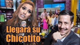 Nuevo Productor de Hoy no Tolera a Galilea Montijo thumbnail