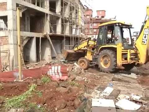 Mayor Demolish illegal construction