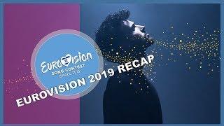 EUROVISION 2019: RECAP OF ALL 41 SONGS
