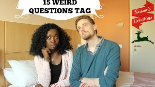 15 weird questions tag