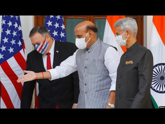 【夏明:印度会谨慎考虑是否加入美印同盟】10/27 #时事大家谈 #精彩点评