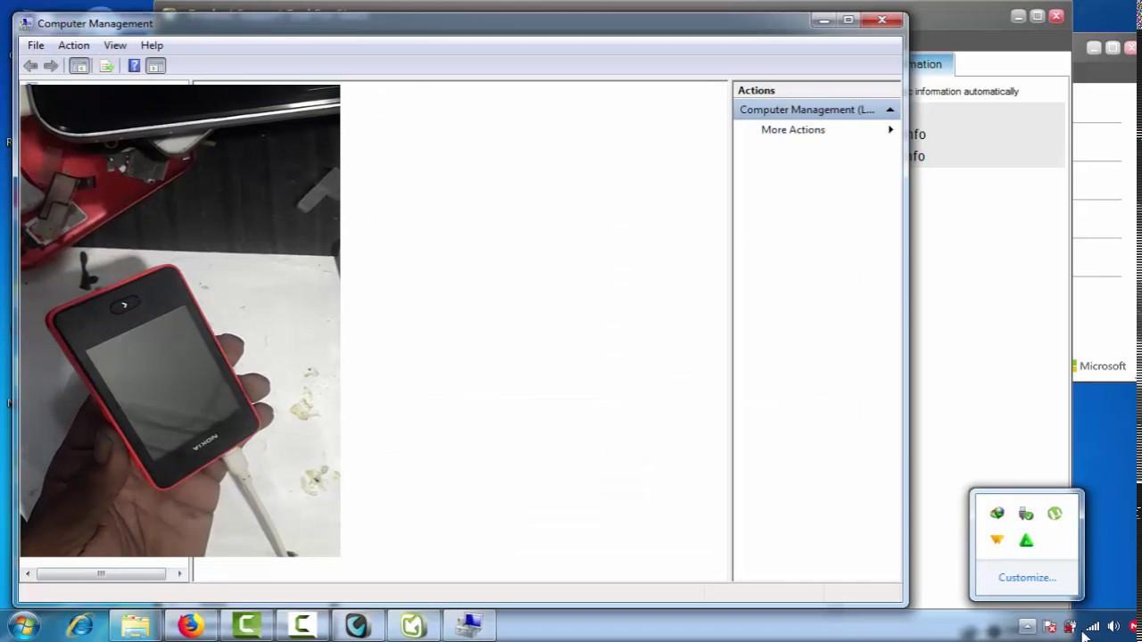 nokia 206 rm-872 arabic flash file