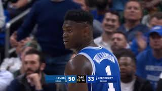 Zion Williamson  - Great Outlet Pass