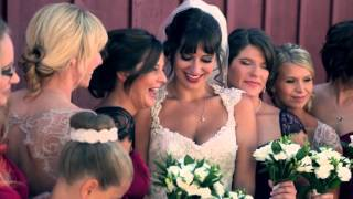 Erica Valdes & Matthew Greenfield Wedding
