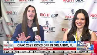 🔴 RSBN Interview with Scott Presler at CPAC 2021 2/25/21