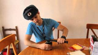 How to Sharpen a Knife the RUSSIAN Way