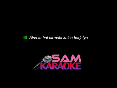 Kabira Karaokefeat Tochi Raina & Rekha Bhardwaj sam karaoke