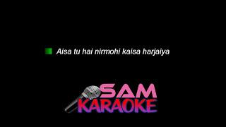 Kabira Karaoke feat Tochi Raina & Rekha Bhardwaj sam karaoke