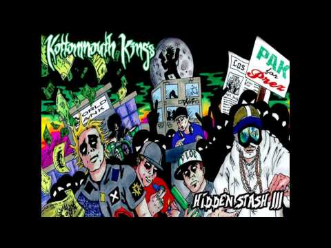 Kottonmouth Kings - Hidden Stash III - Police Story Featuring D-Loc, Daddy X & Johnny Richter