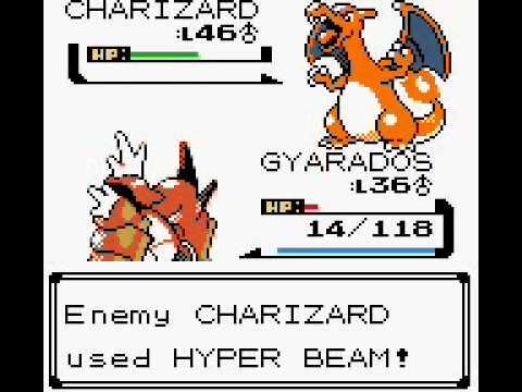 Pokemon Silver: Lance (Champion Battle)