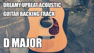 Dreamy Upbeat Acoustic Guitar Instrumental In D Major