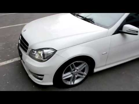 Купить Mercedes-Benz С-класса 2012 года (W166) AMG белый бензин 1.8 156 л.с. - Москва / продан