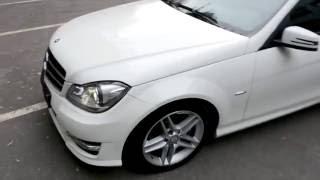 Купить Mercedes-Benz С-класса 2012 года (W166) AMG белый бензин 1.8 156 л.с. - Москва / продан(, 2016-10-03T17:36:06.000Z)