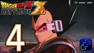 Dragon Ball Z Battle Of Z Walkthrough - Part 4 - Missions 9 - 11 Vegeta