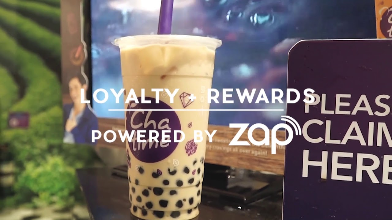 ZAP x Chatime Loyalty Case Study