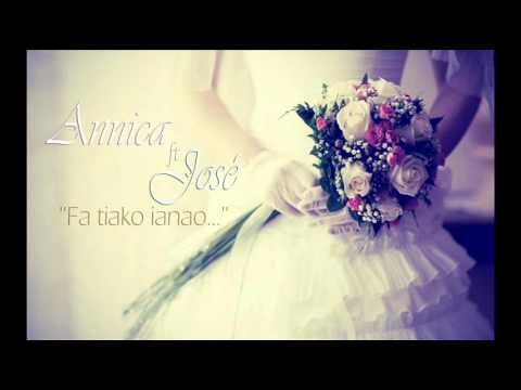 Annica - Fa Tiako Ianao Ft José (T.Hasina)