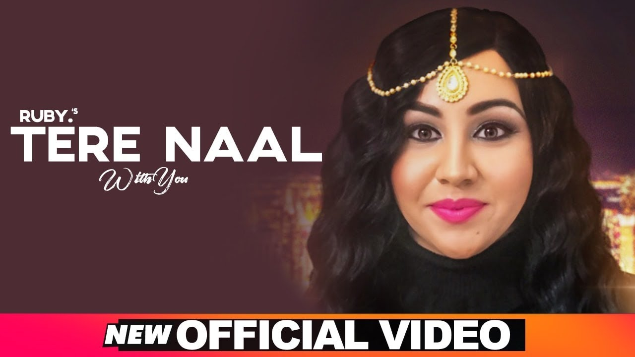 Tere Naal (Official Video) | Ruby B | Latest Punjabi Songs 2019 | Speed  Records