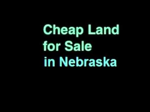 Cheap Land for Sale in Nebraska – 20 Acres – Omaha, NE 68108