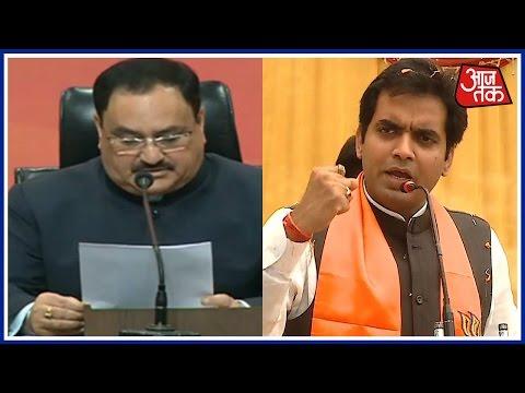 100 Shehar 100 Khabar: Uttar Pradesh: BJP List Of 131 Out; Pankaj, Kalyan Kin Not There