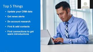 Learn Insights by InsideView for Microsoft Dynamics 365