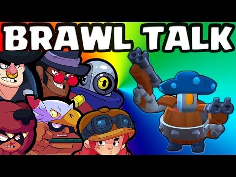 BRAWL TALK! - New Game Modes and Brawler Footage Coming in December! - BRAWL STARS UPDATE NEWS!