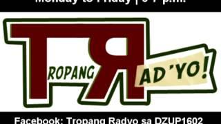 RevYo sa Tropang RadYo - Ang Sayaw ng Dalawang Kaliwang Paa
