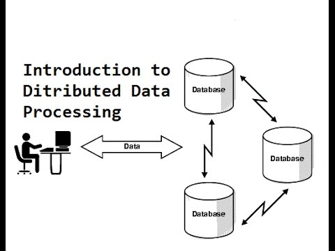 Introduction to Distributed Data Processing