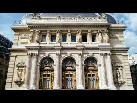 Palais Garnier Opera House - Paris (France)