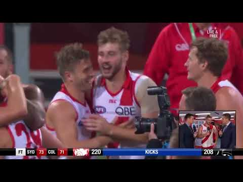 An emotional Alex Johnson joins Luke Darcy and Richo at the desk