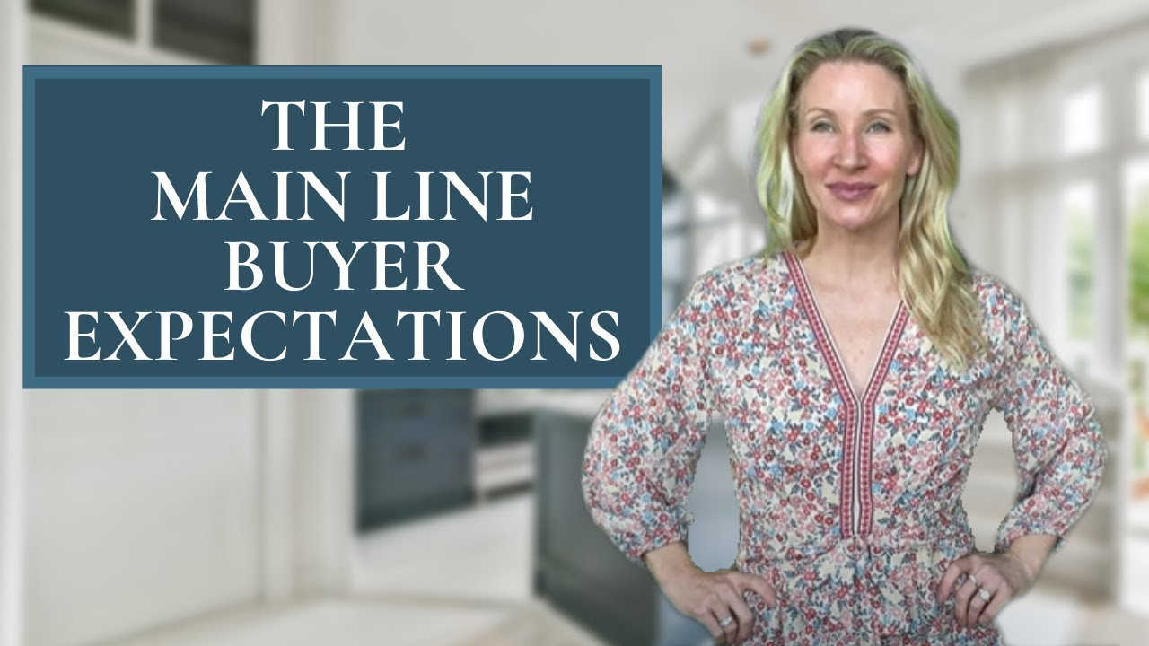 Main Line PA Luxury Realtor Kimmy Rolph🙋🏼♀️Explains What Luxury Buyers Expect✅📝in 2021