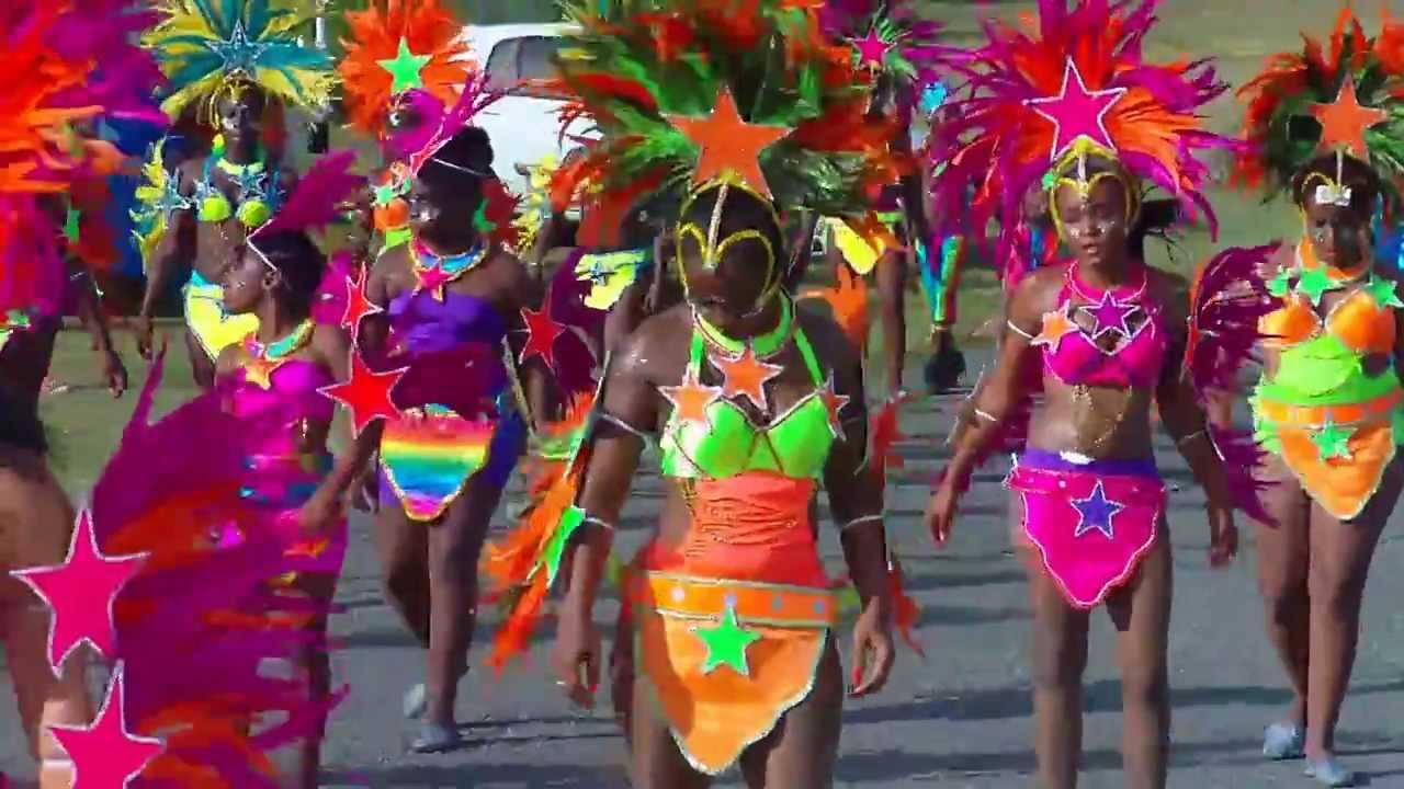 Francois Illas New Tradition: Statia Carnival 2013 Parade Day