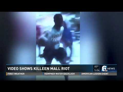 Video Shows Killeen Mall Riot