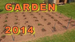 Planting My Garden 2014