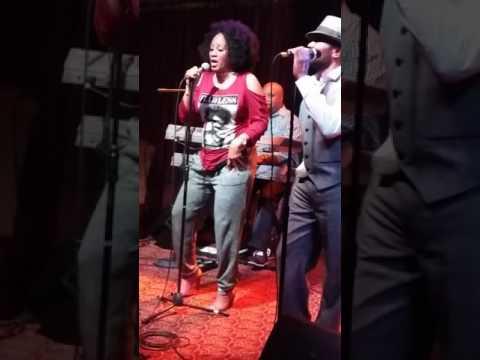 Jazzie B Live in Houston Texas Crescent Moon Restaurant & Bar