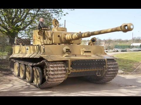 Tiger Tank : The Dangerous Tank During WW2: Best Documentary 2017 thumbnail
