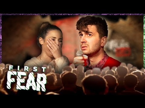 OUASSIMA laat VERAS AFGAAN als STAND-UP COMEDIAN  | FIRST FEAR