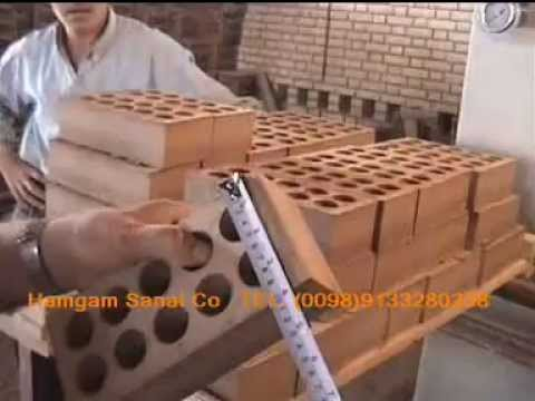 Automatic professional Hydraulic machine for product block and brick clay row material working