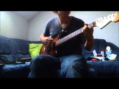 DIE ÄRZTE - Unrockbar (Geräusch) - Guitar Cover HD