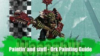 40k Ork Painting Guide thumbnail