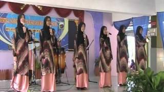 SM SAINS SERI PUTERI-Johan Festival Nasyid Aidilfitri KL 2010