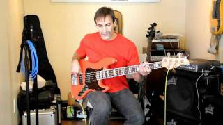 Bass Players United - Dorian Mode