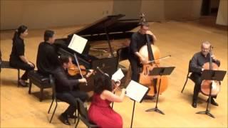 """Schubert """"Trout"""" Quintet, UA, 9/16"""