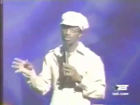 Rickey Smiley Jokes About Black Baby Names, Marching Bands & Cheerleaders  (2004)